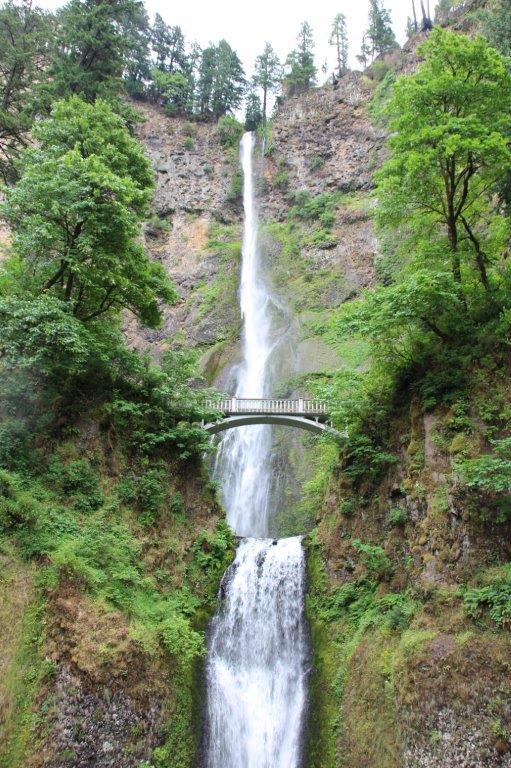 3Multnomah Falls