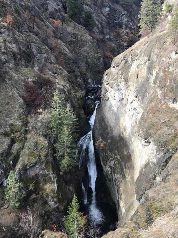 25 Bear Creek Falls